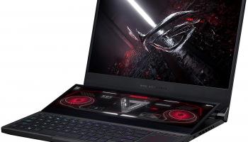 ROG Zephyrus Duo SE 15 Gaming Laptop with 300Hz GeForce RTX 3060