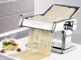Stainless Steel Manual Electric Pasta Machine