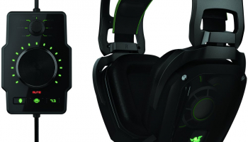 World's First 7.1 Surround Sound Headset