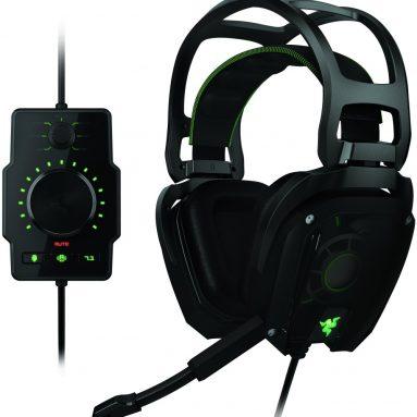 World's First 7.1 Surround Sound Headset