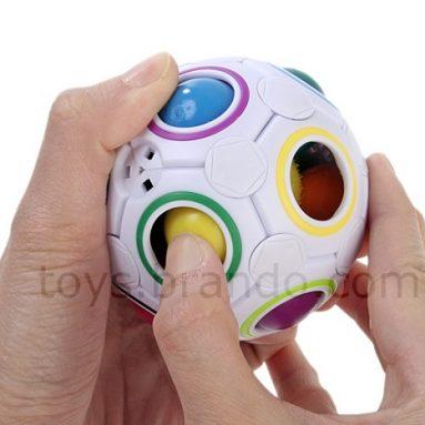 Color Rainbow IQ Sphere