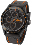 TW Steel Men's Chrono Sport 24 Casual Watch