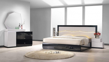 Turin K Bed Room Set Bedroom Furniture