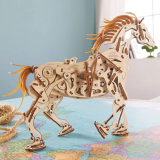 UGears Models 3-D Wooden Puzzle