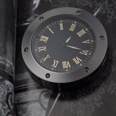 Spy Camera Clock with Motion Detection