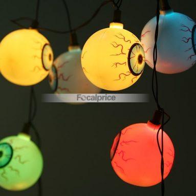Eyeball Light String