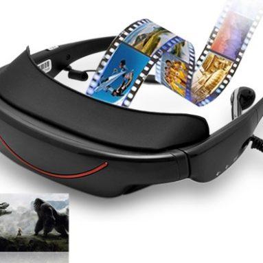 Mobile Theatre Video Glasses