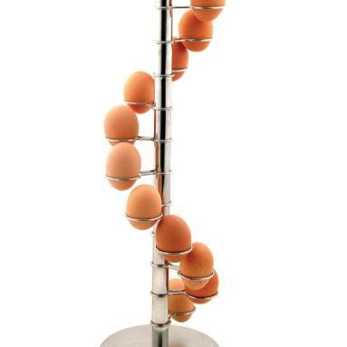 Spiral Egg Holder for 12 Eggs