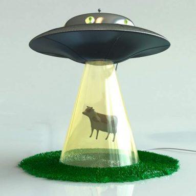 Lamp Sci-Fi