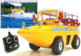 RC Duck Tour Boat RTR