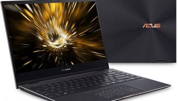ASUS ZenBook Flip S OLED laptop