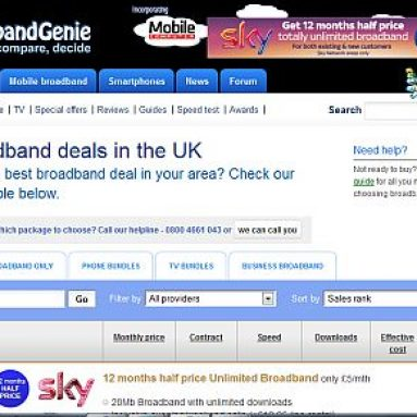 The main tips to consider before buying broadband