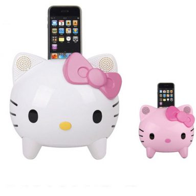 Hello Kitty Dock Station for iPod