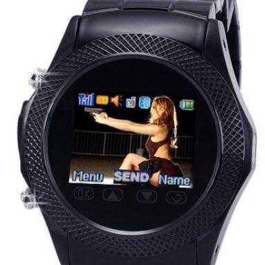 Quad Band Touchscreen CellPhone Watch
