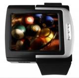 Black MP4 Watch Player