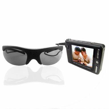 Sunglasses Spy Camera With Video Recorder