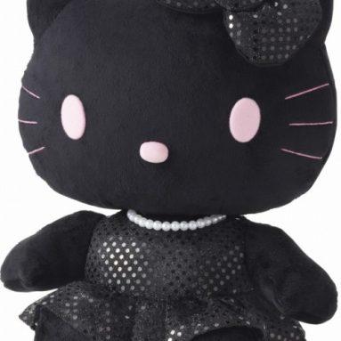 Black Dancing Hello Kitty Speaker