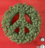 for peace wreath