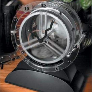 Hamster Time clock