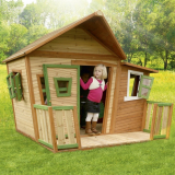Wooden Playhouse Lisa
