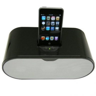 iPod HI-FI Audio System Speakers with Remote