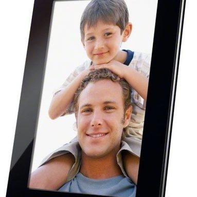 Sony 10-Inch Digital Photo Frame with HD Playback