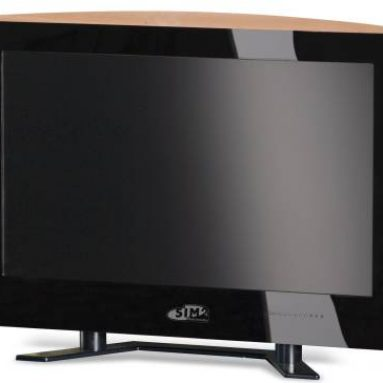 HDR enabled LCD flat-screen from Dolby