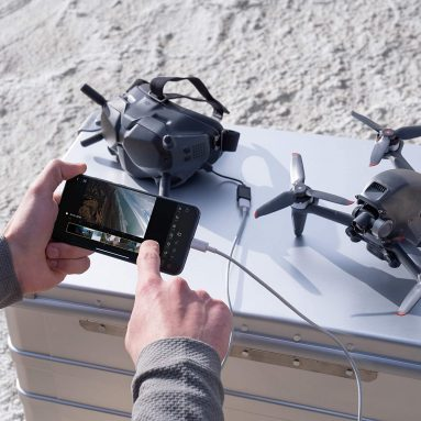 DJI FPV Combo – First-Person View Drone UAV