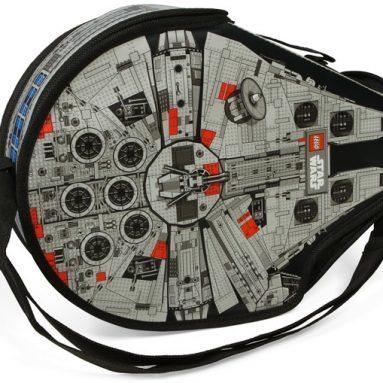 LEGO Millenium Falcon ZipBins