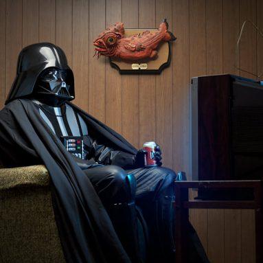Star Wars Admiral Ackbar Singing Bass