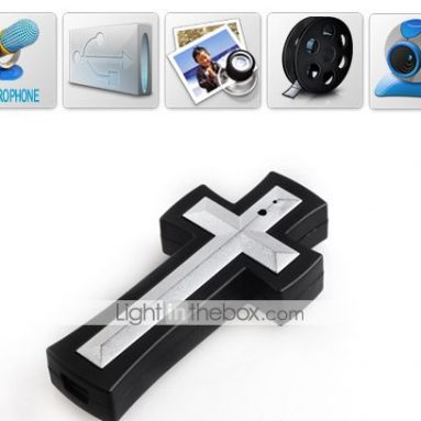 8GB Crossing Style Mini Digital Video Recorder Spy Camera