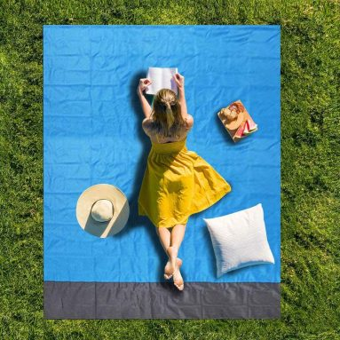 Beach Blanket Extra Large Waterproof Sandproof