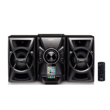 Sony iPhone & iPod Shelf System