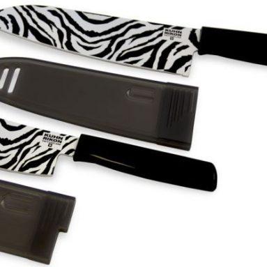 Safari Chef's and Nakiri Colori