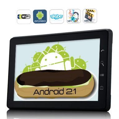 7 Inch Touchscreen Android Tablet