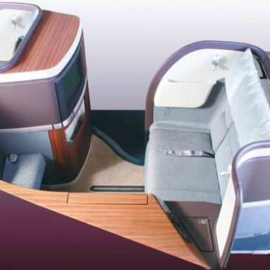 Cathay Pacific New Cabin Designs