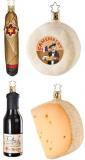 Gourmets Christmas Tree Pendant