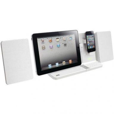 iPad/iPod/iPhone Mini System 30-Watt Dual Dock