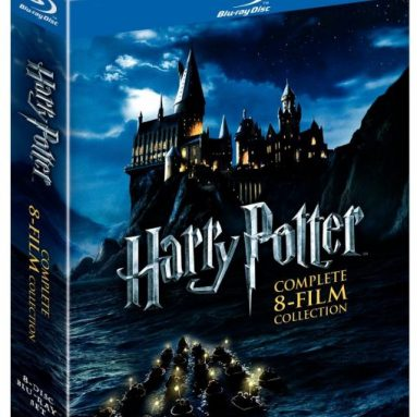 Harry Potter The Complete Collection 1-7 [Blu-ray]