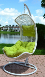 Balance Curve Porch Swing Chair