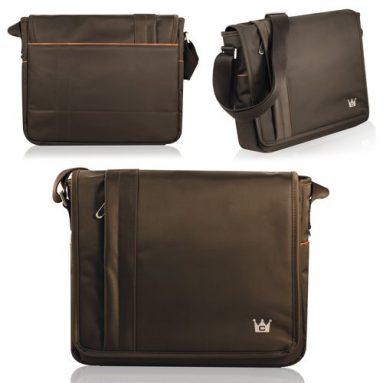 Messenger Bag for the new iPad / iPad 2 / iPad 3 / Amazon Kindle Fire