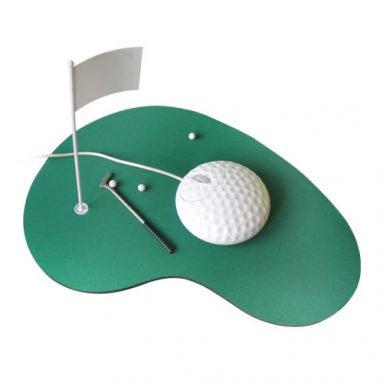 Desktop Golf Mouse Game
