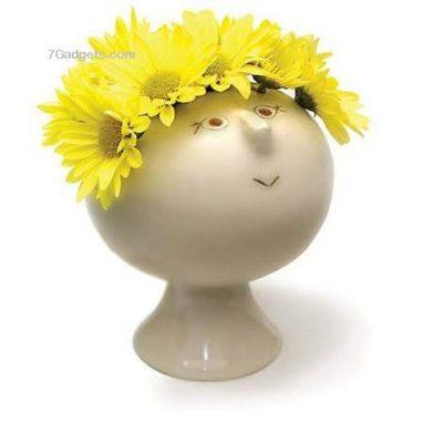 Flowerhead Bud Vase