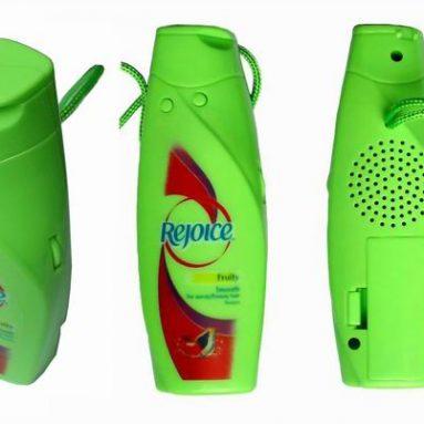 Head-Shoulders Shampoo Radio