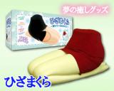 Hizamakura knee lap pillow