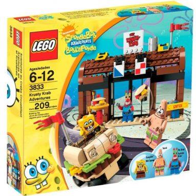 Cyber Monday: LEGO SpongeBob SquarePants Krusty Krab Adventures