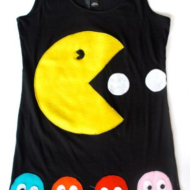 Pac Man Tunic