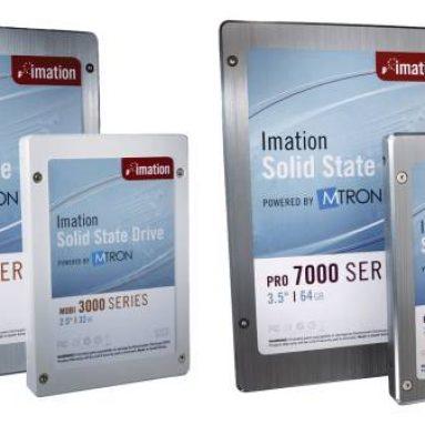 Imation SSD PRO 7000 & SSD MOBI 3000