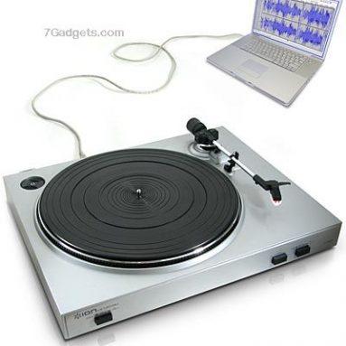 Set Your Old Vinyl Free Digitally