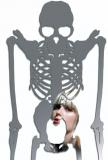 Skeleton Mirror